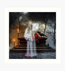 To see is too believe Art Print
