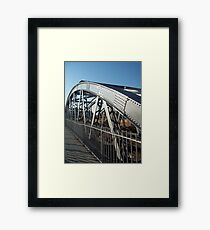 Barnes Bridge Framed Print