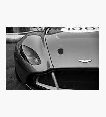 Aston Martin CC100 Photographic Print
