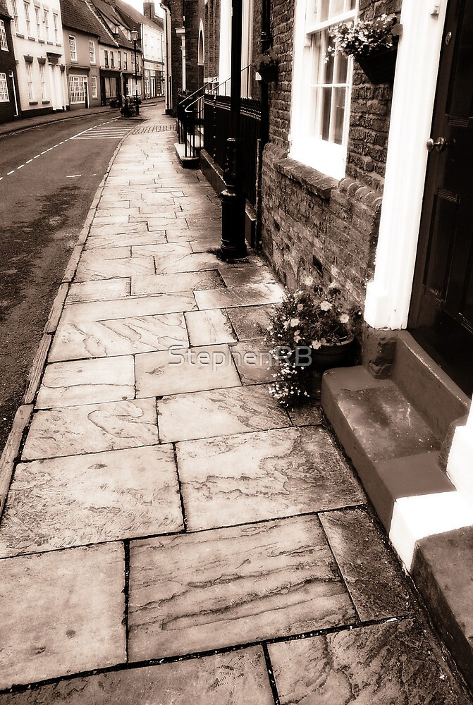 Bridlington old town. by StephenRB