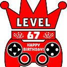 Level 67 Complete by wordpower900