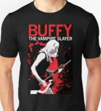 Buffy Rocks Unisex T-Shirt