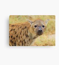 Spotted Hyena - Predator Supreme Canvas Print