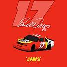 Darrell Waltrip #17 Chevrolet Lumina Tide by GHRDesign