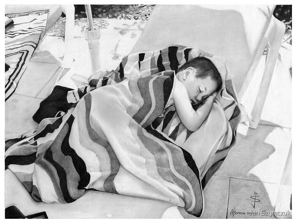 Afternoon snooze by Jan Szymczuk