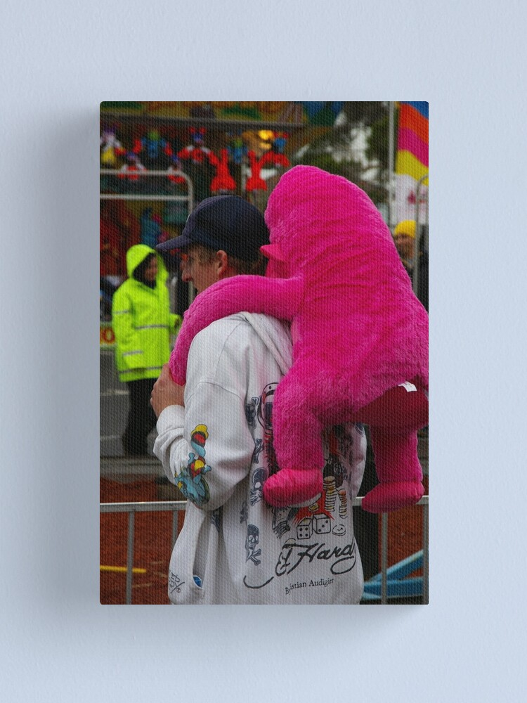 Alternate view of CONTEST: Write Your Own Title For This Quirky Image Canvas Print