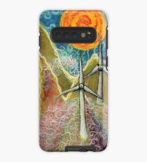 Windy Day in Tucker County Case/Skin for Samsung Galaxy