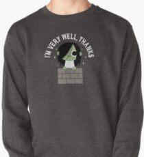 Very Well Thanks Pullover Sweatshirt
