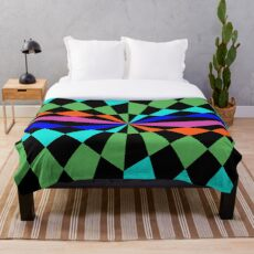 Untitled Throw Blanket