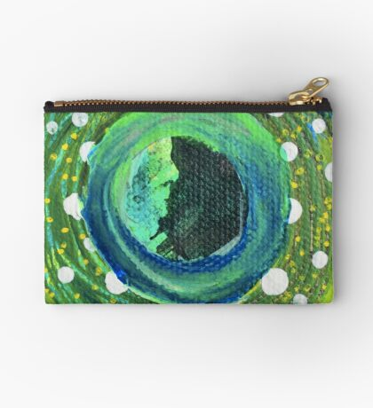 Connected - Core Feeling : Inner Power Painting Studio Pouch
