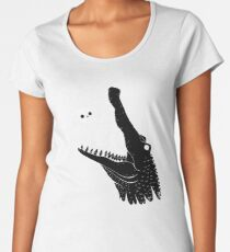 See You Later, Alligator Premium Scoop T-Shirt