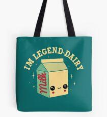 Legend-Dairy Tote Bag