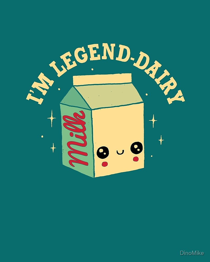 Legend-Dairy by DinoMike