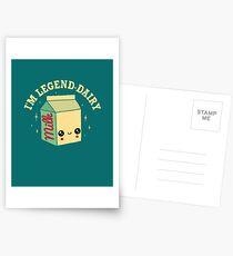 Legend-Dairy Postcards