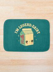 Legend-Dairy Bath Mat
