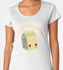 Legend-Dairy Premium Scoop T-Shirt