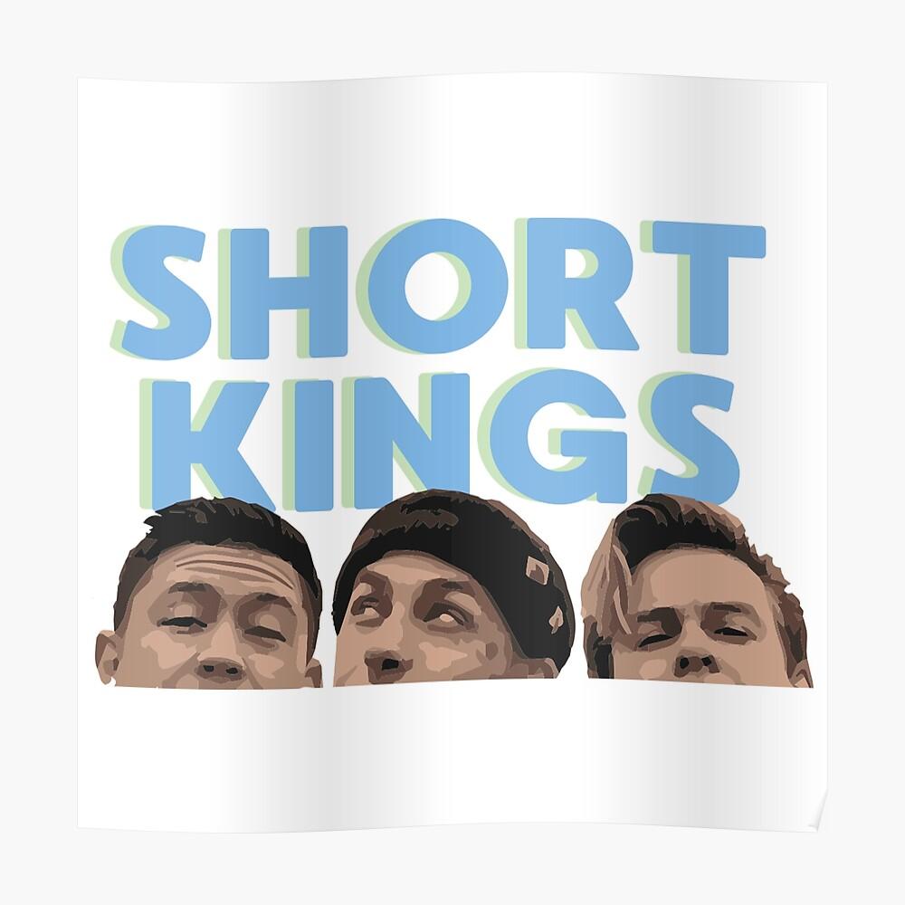 SHORT KINGS ANTHEM - TMG und Blackbear Poster