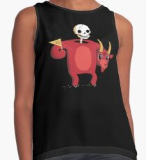 Mascot From Hell Sleeveless Top