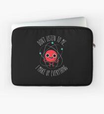 Never Trust An Atom Laptop Sleeve