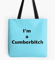 I'm a Cumberbitch Tote Bag