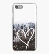 New York heart iPhone Case/Skin