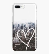 New York heart iPhone 8 Plus Case