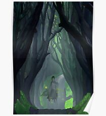 'Ware the Wood Wight Poster
