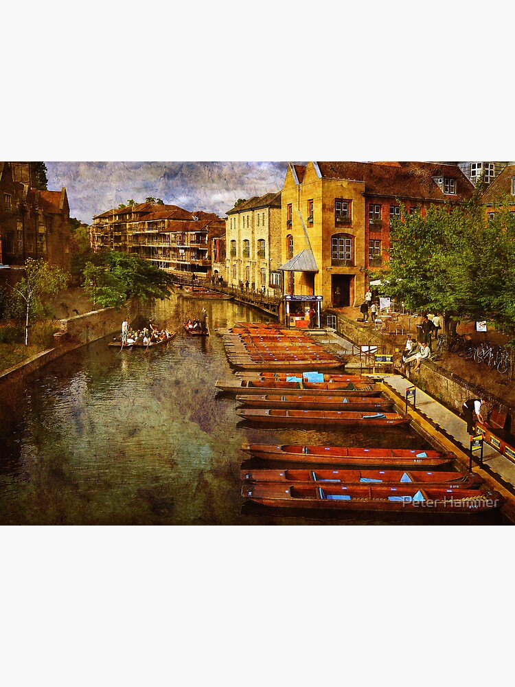Punting on the Cam by PeterH