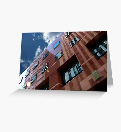 Cityscapes - Reflector Greeting Card