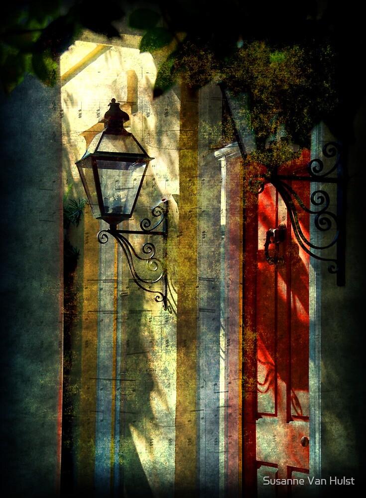 Charming Old Charleston, SC by Susanne Van Hulst