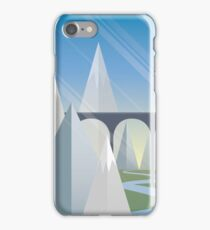 Geometric Moutains iPhone Case/Skin