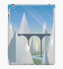 Geometric Moutains iPad Case/Skin