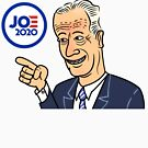 Joe Biden Grandpa Joe President 2020 Candidate by TyroDesign