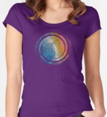 Emotions - JUSTART © Women's Fitted Scoop T-Shirt
