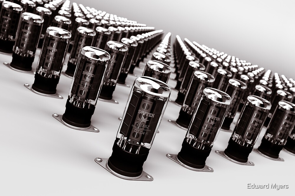 Vacuum Tubes by Edward Myers