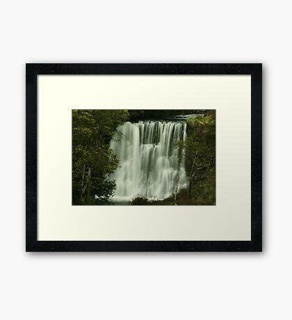 St. Joseph's Falls revisited Framed Print