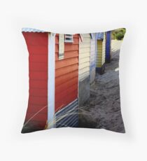 Louvres Throw Pillow