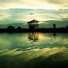 Evening in Roorkee by Dr. Harmeet Singh