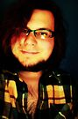 Self Portrait by Joshua Greiner