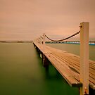 JETTY AT THE POOL by donnnnnny