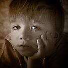 The Contemplative Toddler by Bob Larson