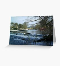 Bakewell Greeting Card