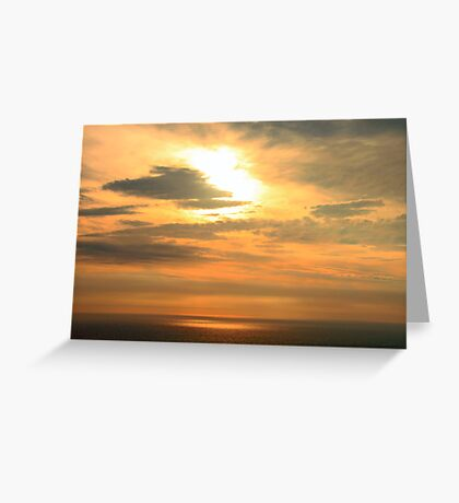 Howth Head  View Greeting Card