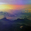 Flying to somewhere by Antonio Zarli