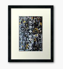 """Beyond Metallurgica Framed Print"