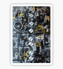 """Beyond Metallurgica Glossy Sticker"