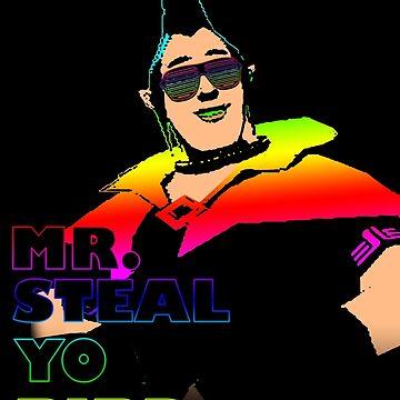 Mr. Steal-Yo-Bird by spindash77