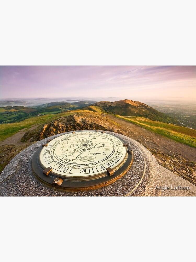 The Malvern Hills : Worcestershire Beacon by AngelaBarnett