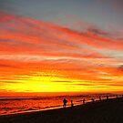 Yanchep Beach Lagoon     Western Australia by Lynda Kerr