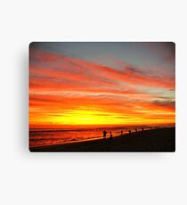 Yanchep Beach Lagoon     Western Australia Canvas Print